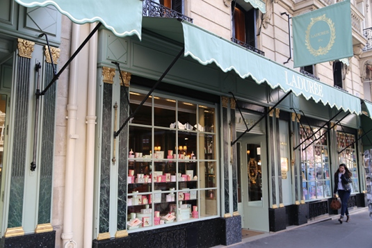 The first Ladurée opened in 1862.