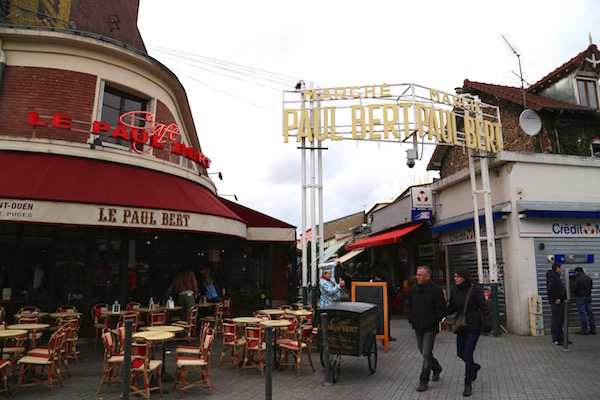 Image of Marché Paul Bert in Paris