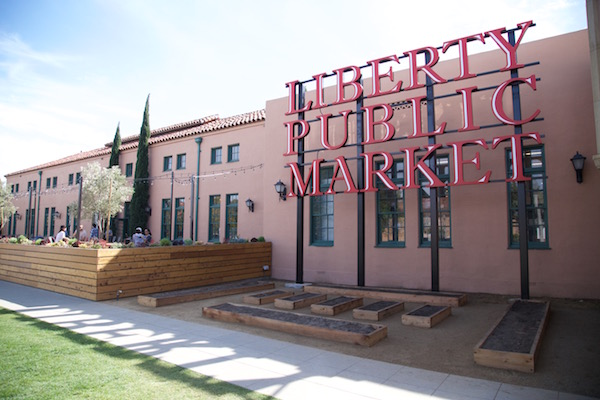 Liberty Public Market is located in Point Loma.