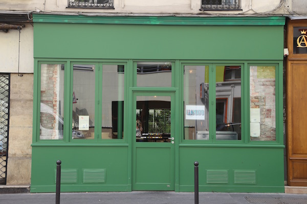 Clamato is located on the hip street Rue Charonne in the 11th arrondissement.