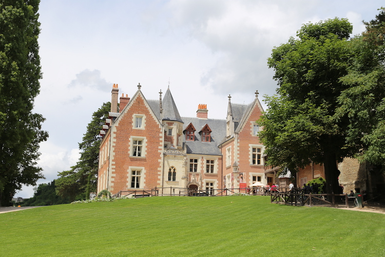 Image of Château du Clos Lucé in the Loire Valley