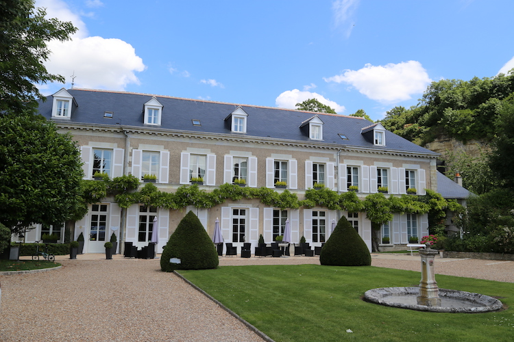Image of Le Manoir Les Minimes in the Loire Valley