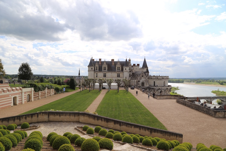 Image of Château d'Amboise in the Loire Valley