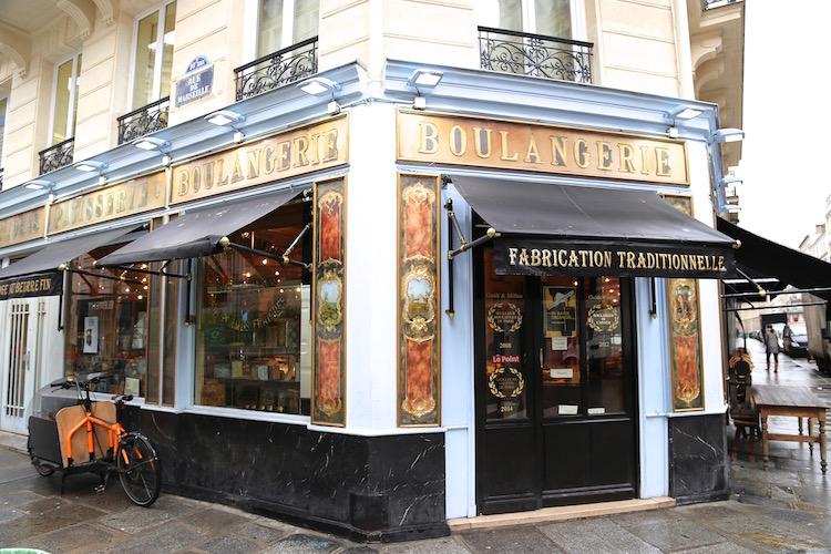 Image of the facade of Du Pain et des Idées
