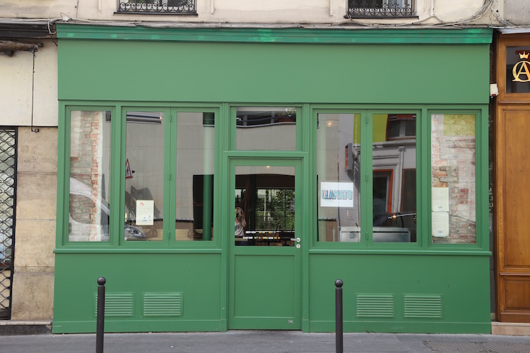 Image of the restaurant Clamato in Paris