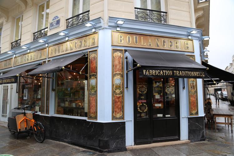 Image of Du Pain et des Idées in Paris