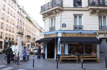 Image of Du Pain et des Idées in Paris.